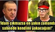 """Yılmaz Morgül Cumhurbaşkanı Erdoğan'a """"İdam Çıkmazsa Kendimi Yakacağım"""" Diyerek Seslendi, Yorumlar ve Tepkiler Gecikmedi"""