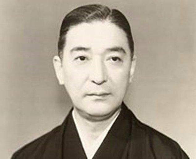 1. Bando Mitsugoro VIII
