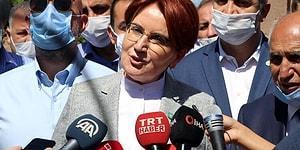 Akşener 'Eve Dön' Çağrısına Yanıt Verdi: 'Erdoğan'ın İlgisi Azaldıkça Bahçeli Bize Sardırıyor, Bıktık'