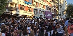 Kadınlardan Türkiye'nin Dört Bir Yanında İstanbul Sözleşmesi'ne Destek Eylemi