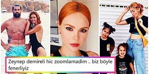 Aşk Sınır Tanımıyor! Volkan Demirel'in Güzeller Güzeli Eşi Zeynep Demirel'le Müthiş Aşkının Hikâyesi