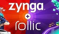 Zynga, Yerli Oyun Şirketi Rollic'in Yüzde 80 Hissesini 168 Milyon Dolara Satın Alıyor