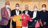 Koca Kafa Yuvasına Geri Döndü! Arda Turan Galatasaray'da