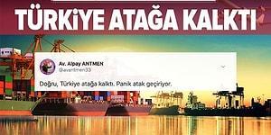 Bu Sırada A Haber: 'Türkiye Atağa Kalktı!' Haberi Sosyal Medyanın Gündeminde
