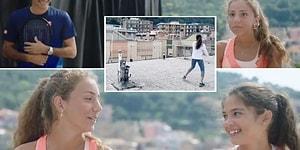 Karantina Döneminde Çatıdan Çatıya Tenis Oynayan Kadınlara Roger Federer'den Muhteşem Sürpriz