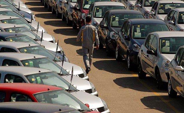 15. Araç satışları ne durumda?