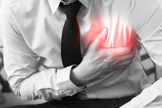 7. Kalp krizi riskinin pazartesi günleri yetişkin erkeklerde %20 ve yetişkin kadınlarda da %15 daha fazla olduğu görülüyor. Pek çok araştırmacı, buna sebep olarak işe başlama stresini yani pazartesi sendromunu görüyor.
