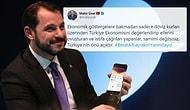 İstifası İstenen Hazine Bakanı İçin AKP'den Geniş Katılımlı Kampanya: #BeratAlbayrakınYanındayız