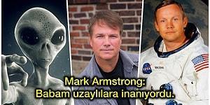 E.T. Gerçek Olabilir mi? Ay'a İlk Adım Atan İnsan Neil Armstrong Uzaylıların Varlığına İnanıyordu!