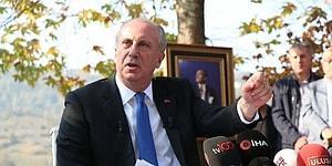 Muharrem İnce ile Görüşen Fatih Altaylı: Parti Kurmadığını, 'Hareket' Başlatacağını Söyledi