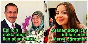 Bir Türkiye Resmi: Nokta Atışı İlanlarla Akademide İstediği Kadroyu Alanlar ile Geçim Sıkıntısı ve İşsizlik Nedeniyle Hayatına Son Verenler