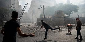 Lübnan'da Protestolar Büyüyor: Göstericiler Bakanlık Binalarını İşgal Ediyor