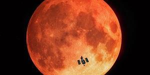 Uzayda Yaşam Arayışında Büyük Atılım: Hubble, Ay'ı Ayna Olarak Kullandı