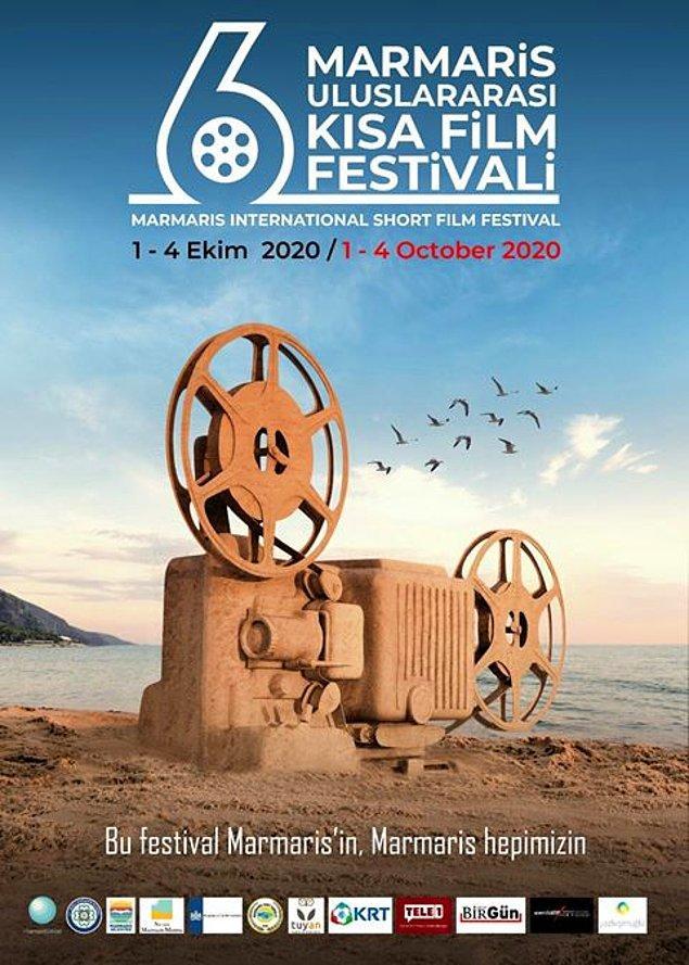 Bu seneki film festivaline başvurular 31 Temmuz'da sona erdi. Festival ise 1-4 Ekim tarihlerinde Marmaris'te olacak ancak bu sene pandemiden dolayı festivalin online olması da ihtimaller arasında. Salgının yayılımının azalması durumunda, kapalı salonlar kesinlikle kullanılmadan, festival etkinlikleri ve film gösterimlerinin hepsinin açık havada yapılması planlanıyor.