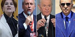 Yeni Parti İddiaları, İttifak Senaryoları... Kaçıranlar İçin Bir Haftalık Siyaset Gündeminin Kısa Özeti