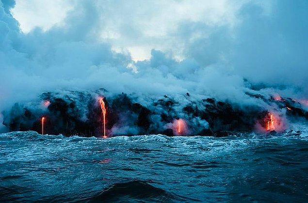 16. Lavlar ve okyanus.