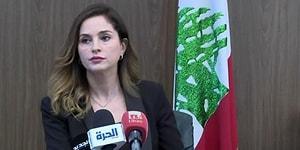 Beyrut'taki Patlama Sonrası Hükümetten İlk İstifa Geldi
