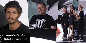 Beşiktaş'ın Bırakmam Seni Kampanyası İçin Düzenlediği #ÖdülSenin  Canlı Yayınına Destek Çığ Gibi Büyüdü