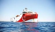 Türkiye Oruç Reis Gemisi İçin Yeniden Navtex İlan Etti