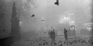 1952 Londra'sında Beş Günde Binlerce Kişinin Canını Alan Ürkütücü Doğa Olayı: Öldüren Sis