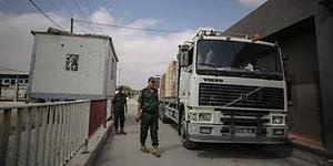 İsrail Gazze'nin Son Ticaret Kapısını da Kapatma Kararı Aldı