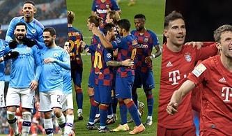 17 Maddede Şampiyonlar Ligi'nde Çeyrek Finale Kalan Takımların Değer Sıralaması