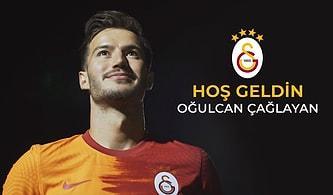 Galatasaray'dan Dokunaklı Oğulcan Çağlayan Transferi Videosu: 'Kurban Olsun Annen Senin O Güzel Gözlerine'