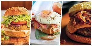 Burger Delilerine Her Günü Bayram Ettirecek Hepsi Birbirinden Lezzetli 10 Tarif