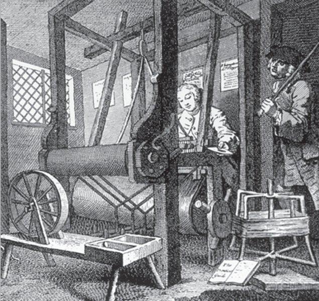 18. yüzyıl birçok bilimsel gelişmenin yaşandığı bir yüzyıl olmuştur.