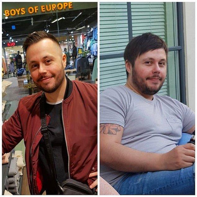 """15. """"Kanserde iyileşme sürecine girdiğimde kilo alıp vermeyi umursamıyordum. Şu an tekrardan doğru yoldayım."""""""