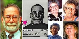 Kendisine Tedavi Olmak İçin Gelen 236 Hastayı Gözünü Bile Kırpmadan Öldüren Seri Katil 'Harold Shipman'