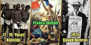Bu Devrin İnsanı Olmadığını Söyleyen İnsanlara Özel! Her Devirde Yaşanılan Zorlu Hayat Koşullarını Gözler Önüne Seren Tarihi Olaylar
