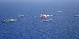 Akdeniz'de Gerilim Büyüyor: Yunan ve Türk Savaş Gemileri Arasında 'Küçük Bir Kaza' Yaşandı