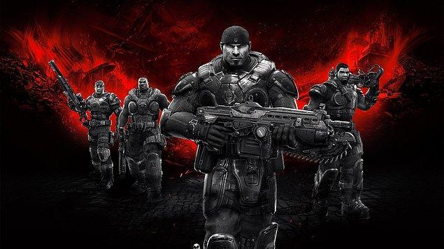2. Gears of War