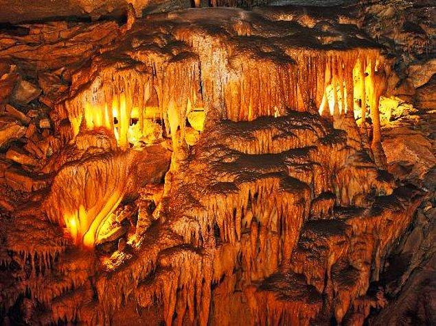 13. Mammoth Mağaraları, Amerika Birleşik Devletleri