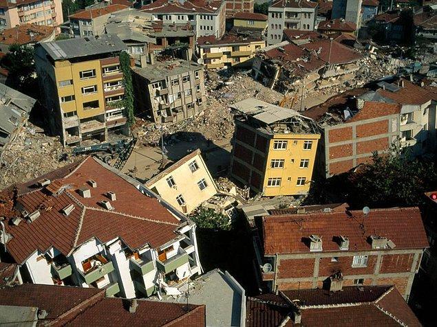 Deprem nasıl oldu?