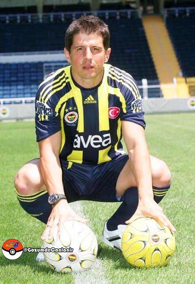 Yıldız oyuncu, İtalya ve İngiltere tecrübelerinin ardından bu kez Fenerbahçe ile anlaşarak Türkiye'ye döndü.
