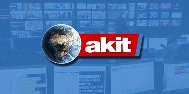 """AKİT TV'ye """"gerçeklik ilkesine uymadı"""" cezası"""