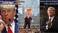 Nefret Edildiği Kadar Garip Bir Dünya Lideri: Donald Trump Hakkında Duyunca Şaşıracağınız 15 Bilgi