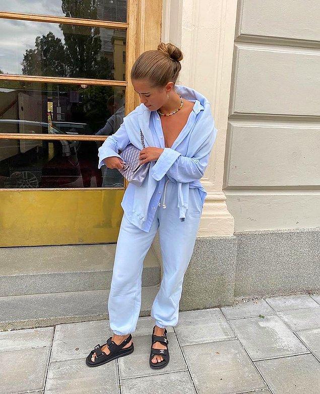Kimi zaman pijama gibi görünen rahat takımlar bu yazın en popüler parçaları.