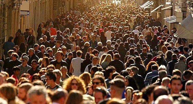 1. Aşırı kalabalık olması