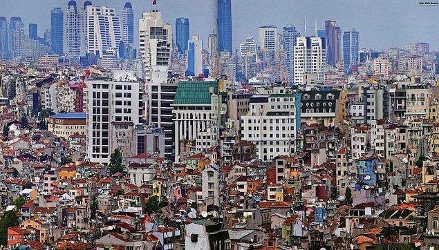 7. Çarpık kentleşme