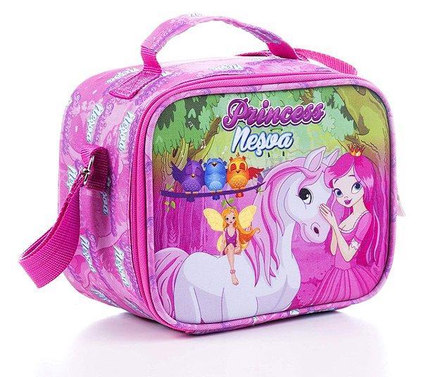 12. Beslenme çantalarının en sevileni....