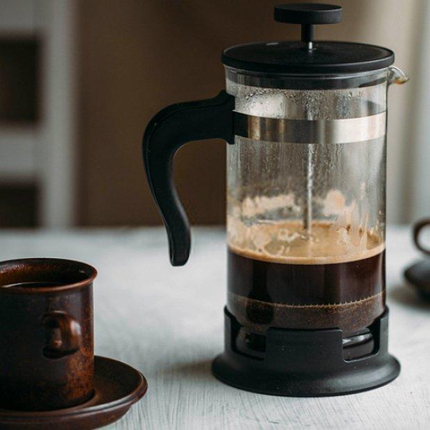 Sade filtre kahve