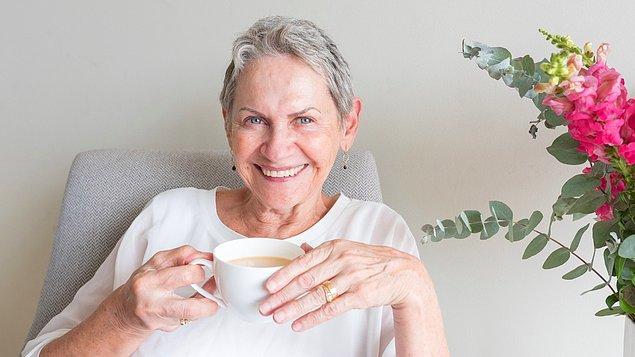 1.Kadınlar ileri yaşlarda bedensel gücünün yüzde 70'ini hala muhafaza edebilir.