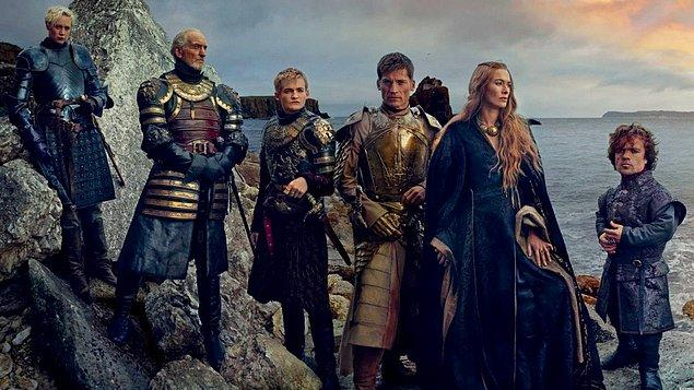 2. Game of Thrones