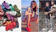 Moda Dünyasının Daha Fazla Ne Kadar Saçmalayabileceğini Göstermek İçin Çıkardığı Son Trend Deniz Ayakkabıları