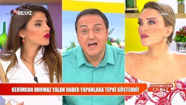 """Beyaz TV'de yayınlanan """"Söylemezsem Olmaz"""" isimli programda da Arto ve Seren Serengil tazminat meselesini konuştular."""