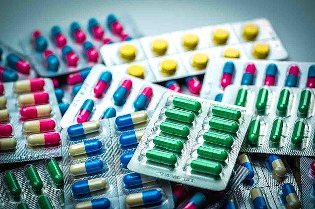 Bilimsel ve tıbbi topluluklar tabii ki daha ciddi hastalıklar için bu ilaçları geliştirmek zorunda kalırlardı.