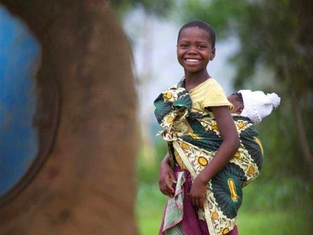 Bu çalışmaların da etkisiyle Malavi 2017'de harika bir adım atıp evlilik yaşını 15'ten 18'e çıkardı.